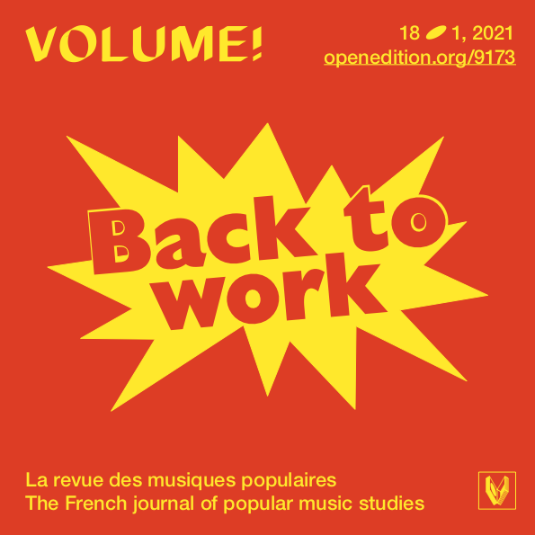 Couverture Back to Work!